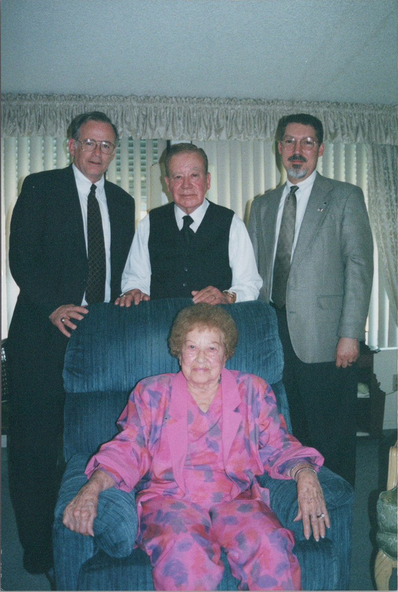 Martha C. Miller-Pradeau, pictured with TAMIU educators