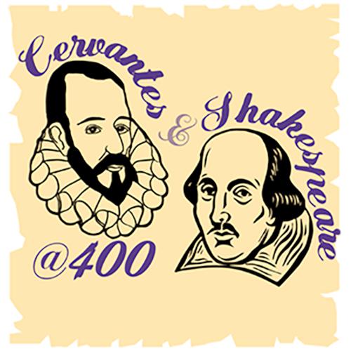 Cervantes & Shakespeare @400 Logo