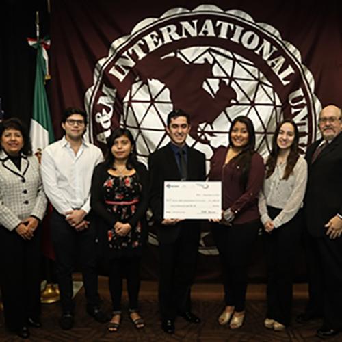 Consulate Scholarship Recipients