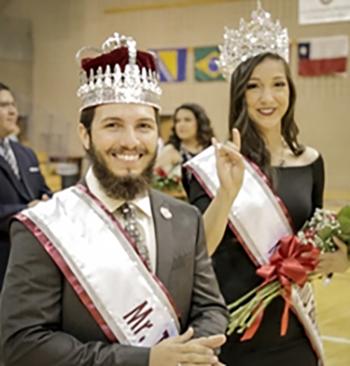 Mr. and Ms. TAMIU 2016