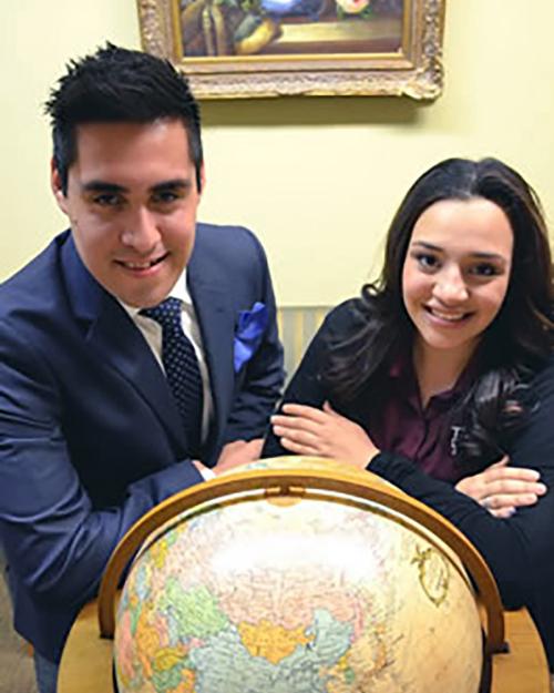 Jorge Dimas and Leslie D. Martinez