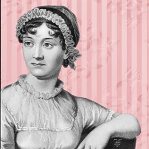 Valentines with Jane Austen Logo
