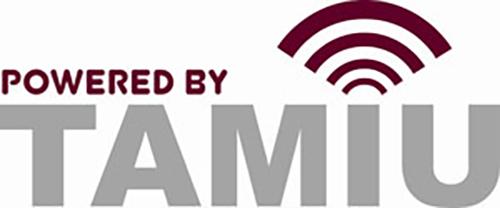 Powered by TAMIU Logo