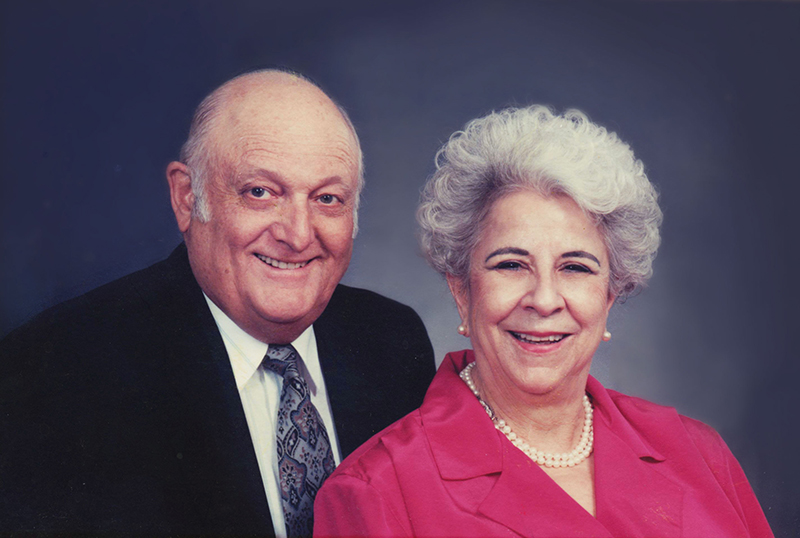 Julieta and Frank Staggs