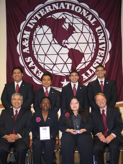 TAMIU SIFE Team