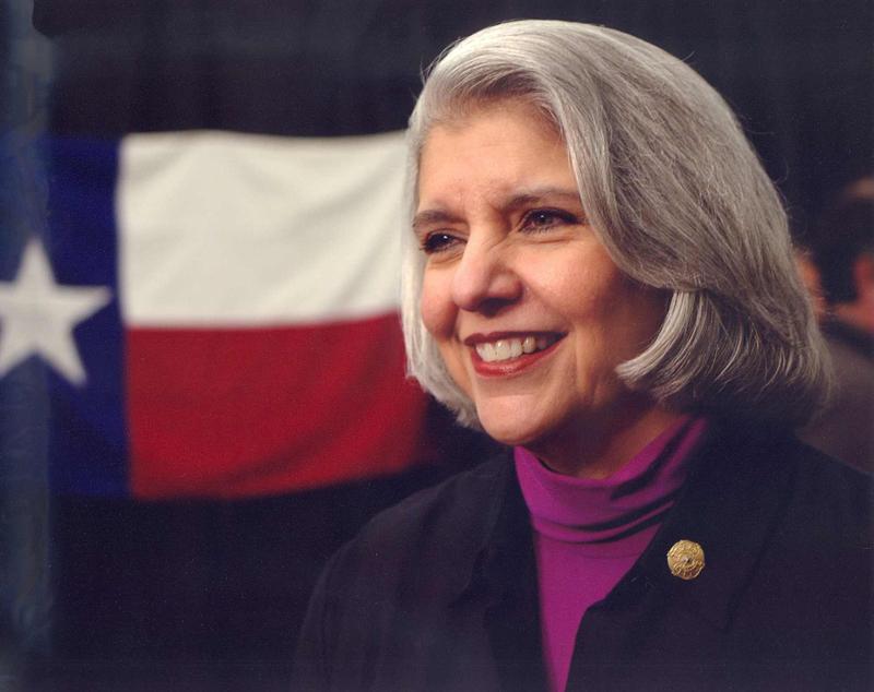 State Senator Judith Zaffirini