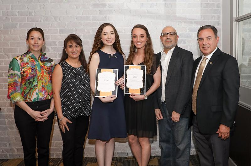 Pre-Dental students awarded scholarships