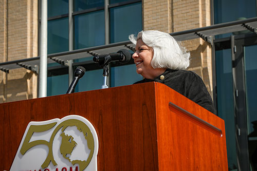 Senator Judith Zaffirini