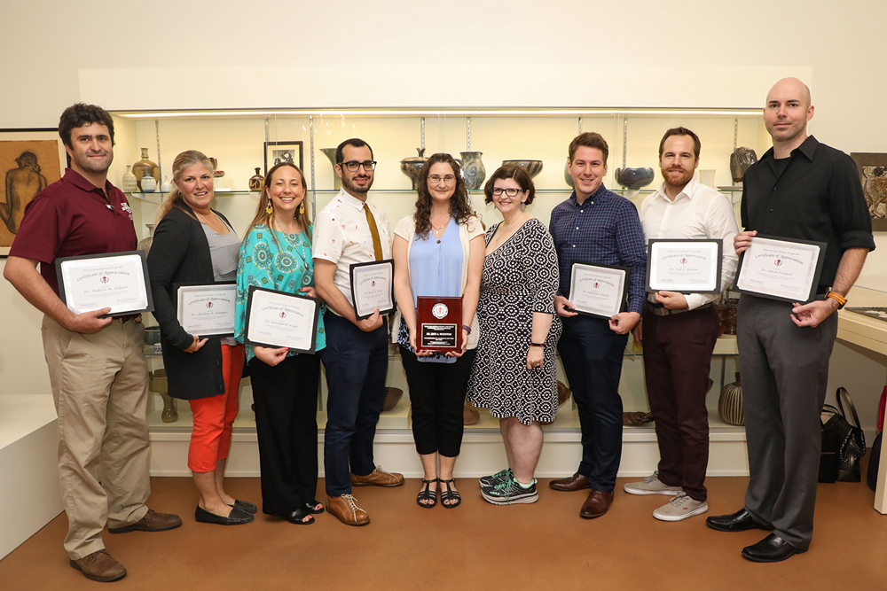 University Honors Program Faculty of the Year