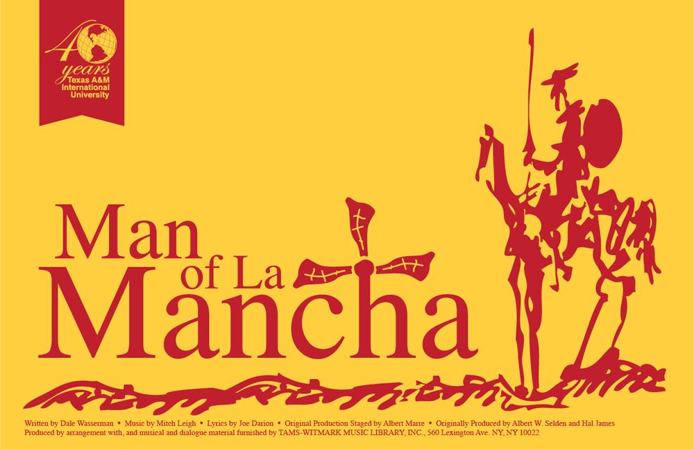 Man of La Mancha Logo