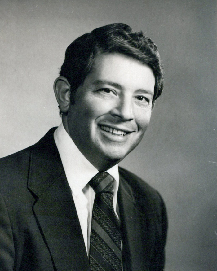 Photo clipping of Dr. Manuel Pacheco