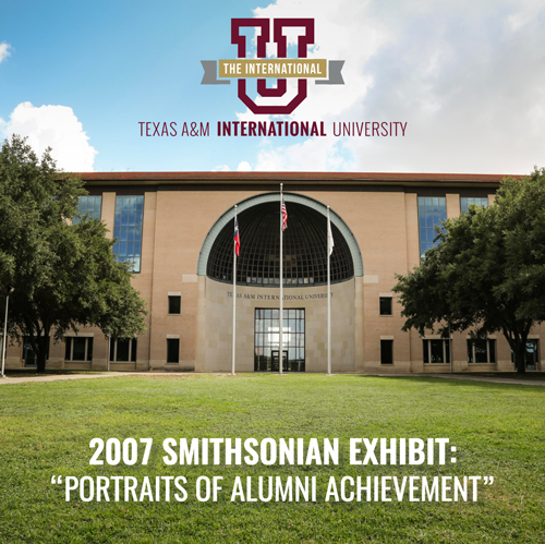 Front cover of 2007 Smithsonian Exhibit