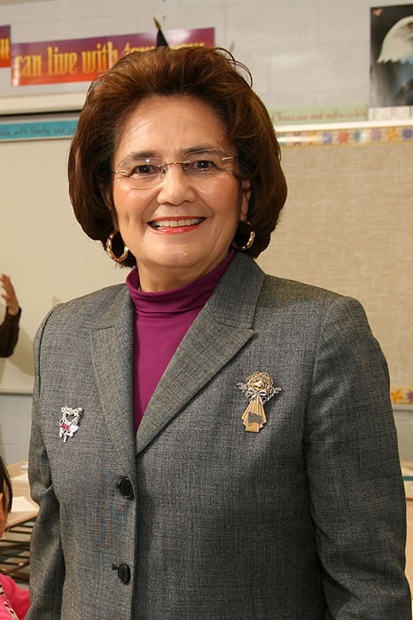 Dr. Cecilia May Moreno '83