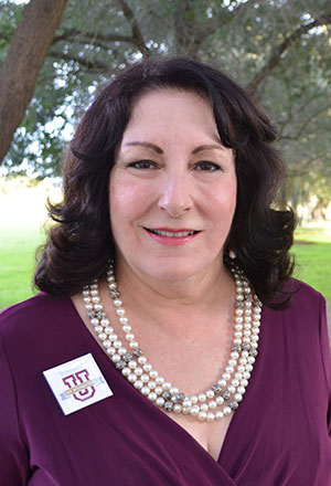 Rosanne Palacios VP for Institutional Advancement