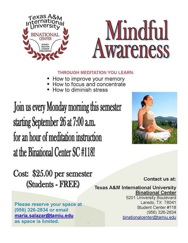 Mindful Awareness 2011