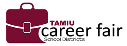 School Districts Career Fair Logo