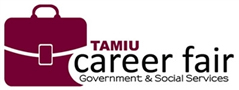 Government and Social Services Career Fair Logo