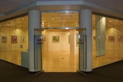 Art Gallery Entrance