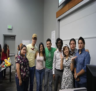 International Language Institute Students 2011
