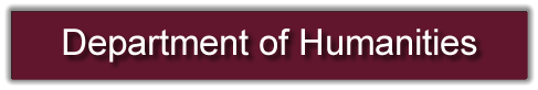 Department of Humanities Banner