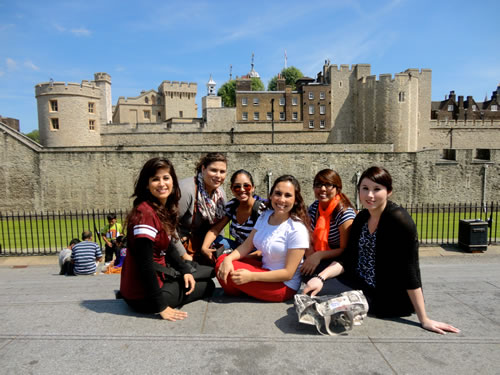 Forensic Psychology Study Abroad: The Tower of London