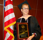 2008 Award Winner Dr. Whitney Bischoff