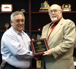 Dr. Arturo Limon Distance Educator of the Year 2009