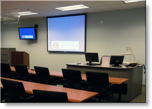 Example of a Video Conferencing Classroom