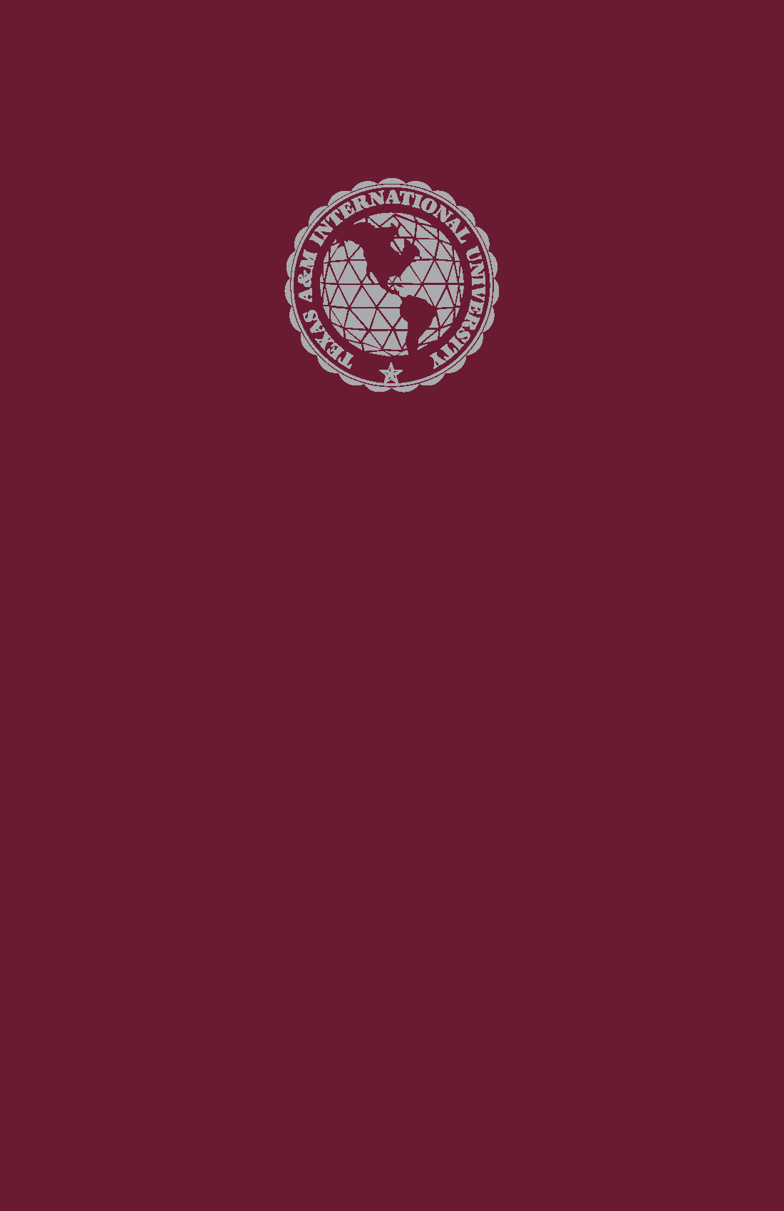 TAMIU Investiture Program