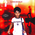 Saroo Brierly's book cover