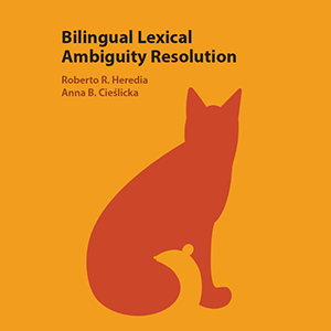 Bilingual Lexical Ambiguity Resolution