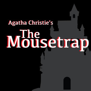 Poster art for The Mousetrap