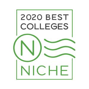 Niche.com award logo