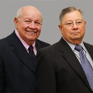 Joe Martin and Jim Perl