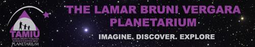 Planetarium Banner