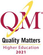 QM Certification Logo 2021
