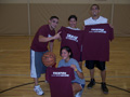 3x3 Basketball Co-Rec Champions - Slushies