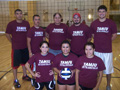 Indoor Volleyball Co-Rec Champion - Mike's Team