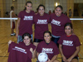 Indoor Volleyball  Women's Champion - Victorious Secret