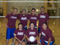 Indoor Volleyball Housing Champions - Julio's Team