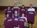 Co-Rec. Basketball Champs - Slushies