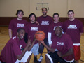 Mens Basketball Champs - Latino Sweat