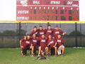 Softball.Co-Rec Champions - Dragons