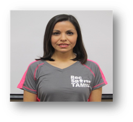 San Juanita Perez, fitness instructor