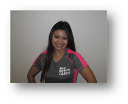 Roxie Correa, fitness instructor