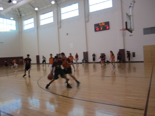 Intramural Participation