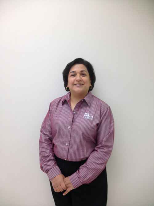Picture of Ms. Irene Vela-Mendoza Office Coordinator Recreational Sports