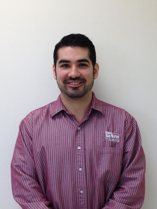 Image of Roberto H. Garza Associate Director