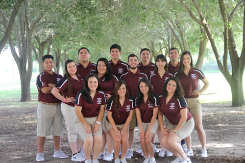 2015 Orientation Leader Group Picture