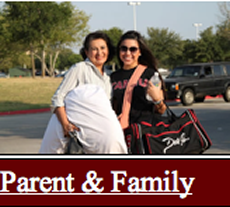 Link to Parent and Family Orientation Page